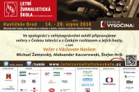 Letní žurnalistická škola i letos online!