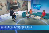 O letní škole v České televizi