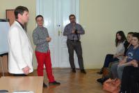 Projekt Czuli barbarzyncy - Festival Kultury Czeskiej představil letní školu