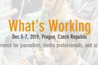 O letní školu je zájem, stala se partnerem Konference Prague Media Point