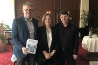Společnost Centrum Vysočina přispěla k vydání knihy Mary Heimann