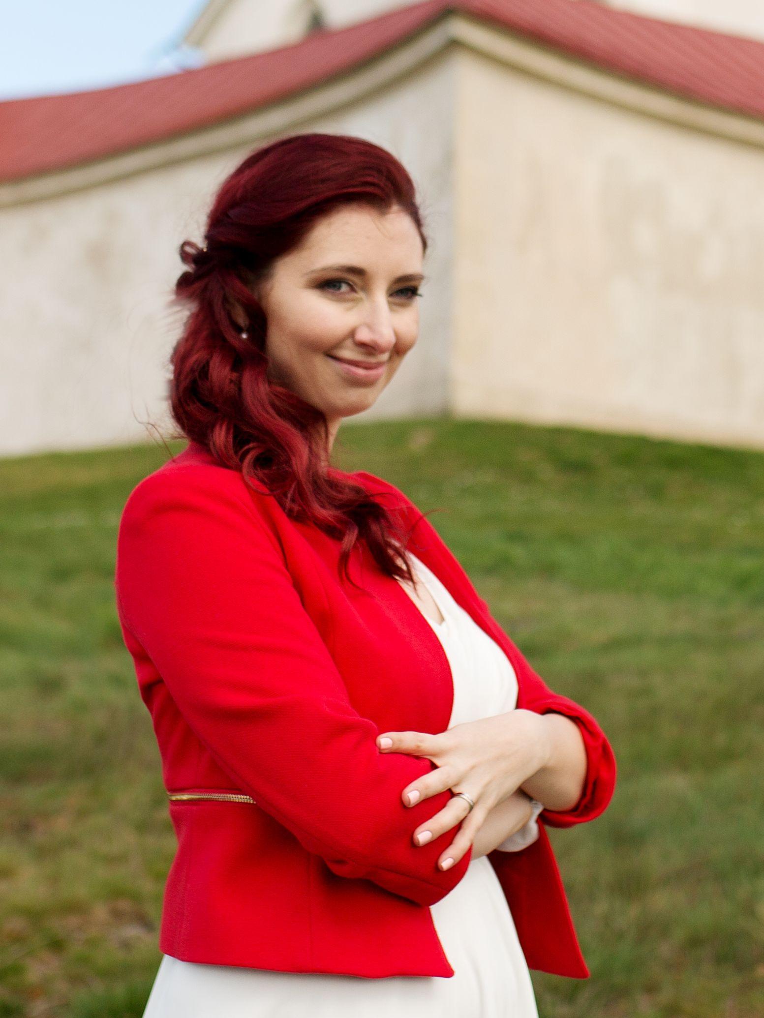 Martina Odehnalová