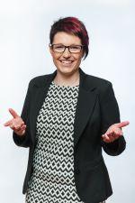 Eva Fruhwirtová, lektorka skupiny PR&marketing