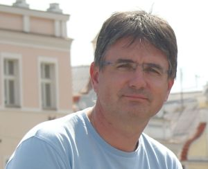 Libor Blažek, lektor TV skupiny