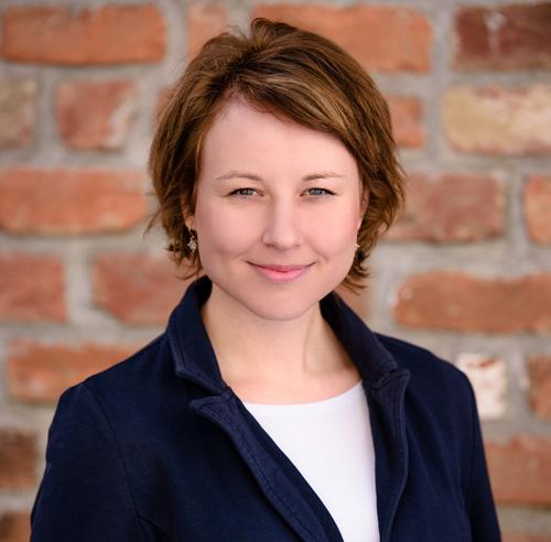 Lucie Pátková, správce sociálních sítí a lektor skupiny Nová média