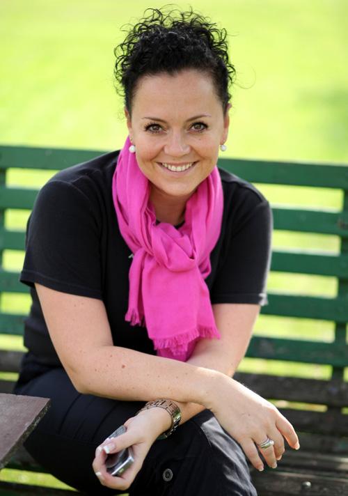 Radka Nastoupilová (Burketová), lektorka skupiny PR&marketing