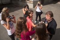 Dvanáctý ročník letní žurnalistické školy nabídne místa mladým z partnerských krajů Vysočiny